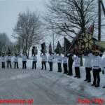 Glöcklerlauf 2011 mit Unterstützung der Feuerwehr