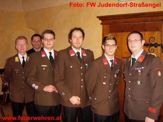 Wehrversammlung FF Judendorf-Straßengel