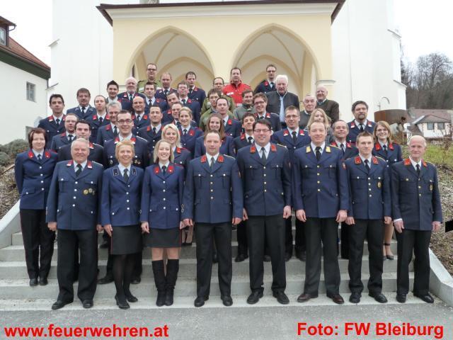 Stadtfeuerwehr Bleiburg zieht Bilanz
