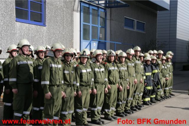 Truppführerlehrgang in Laakirchen