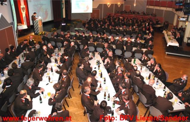 Bezirksfeuerwehrtag 2011