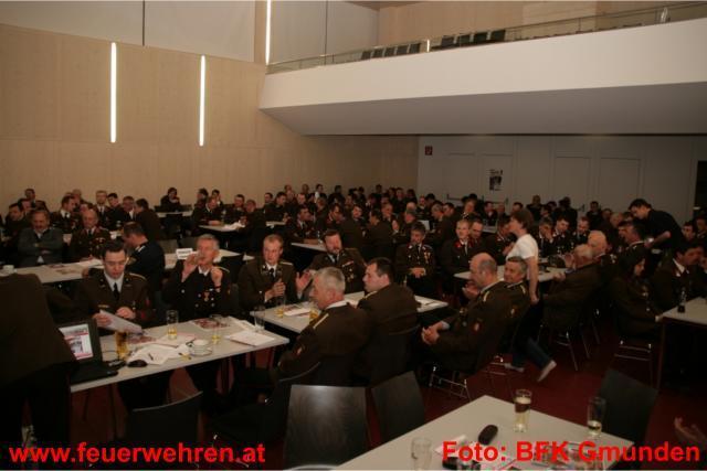 Abschnitts-Arbeitstagung des Abschnittes Gmunden in Ohlsdorf