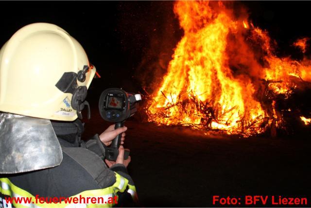 Brände halten Feuerwehren auf Trab