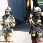 Filteranlage bei Brand in Tischlerei ausgebrannt