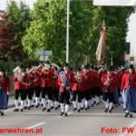Traditionelle Florianifeier der Ohlsdorfer Feuerwehren