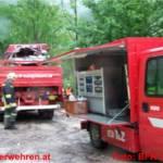 Bezirks-Waldbrandübung (FuB-Übung)