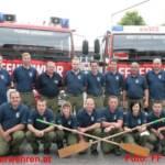 Erfolgreiche Teilnahme am Landes-Wasserwehrleistungsbewerb in Steyrermühl