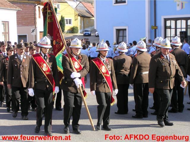 Abschnittsfeuerwehrtag 2011 in Theras