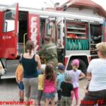 66 Kinder besuchten die Feuerwehr Ohlsdorf