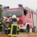 Verkehrsunfall in Weinberg - Lenkerin bei Unfall leicht verletzt