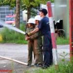 Jugendeinsatzwochenende Feuerwehr Braunau