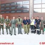 Waldbrand in Strechen/Oppenberg