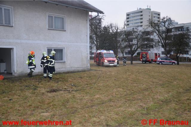 Zimmerbrand Braunau am Inn