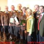Eindrucksvolle Einsatzbilanz beim Bezirksfeuerwehrtag präsentiert