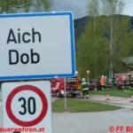 Einsatzübung Stadtfeuerwehr Bleiburg