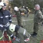 """""""Wörschachwaldbrand"""": Hundertschaft an Florianijüngern verhinderte Katastrophe"""