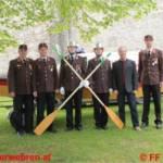 Florianifeier 2012 - Neue Zille und Lastfahrzeug gesegnet