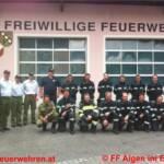 Branddienstleitungsprüfung der FF Aigen im Ennstal