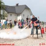 Sicherheitstag 2012 - Das Weinfest wurde zum Erfolg