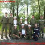 1. Abschnitts-Jugendleistungsbewerb und Bewerbsspiel Paltental 2012
