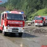 Putztag in St. Lorenzen / Evakuierung in Schwarzenbach / Gewitter