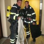Gebäudebrand Sparkassenstrasse
