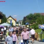22. Stiwoller Dorffest bei prächtigem Sonnenschein