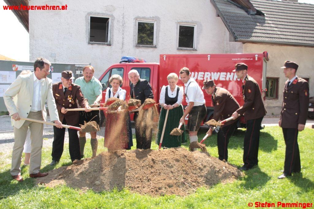 Zeltfest 2012 der FF Ohlsdorf