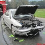 Erneuter Verkehrsunfall in Aichegg