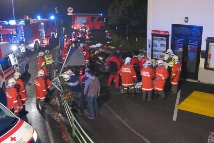 Verkehrsunfall Attersee