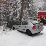 Starker Schneefall fordert Feuerwehren