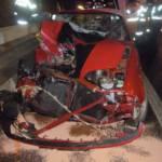 Verkehrsunfall S6 Fahrtrichtung Bruck vor Niklasdorftunnel