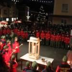 Friedenslichtaktion der Feuerwehrjugend im Bezirk Liezen