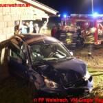 Schwerer Verkehrsunfall mit 7 Personen in der Silvesternacht