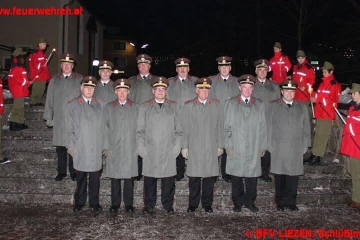 Alle Abschnittskommandanten sind neugewählt