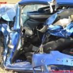 Schwerer Verkehrsunfall auf der B8