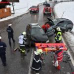 Verkehrsunfall B146