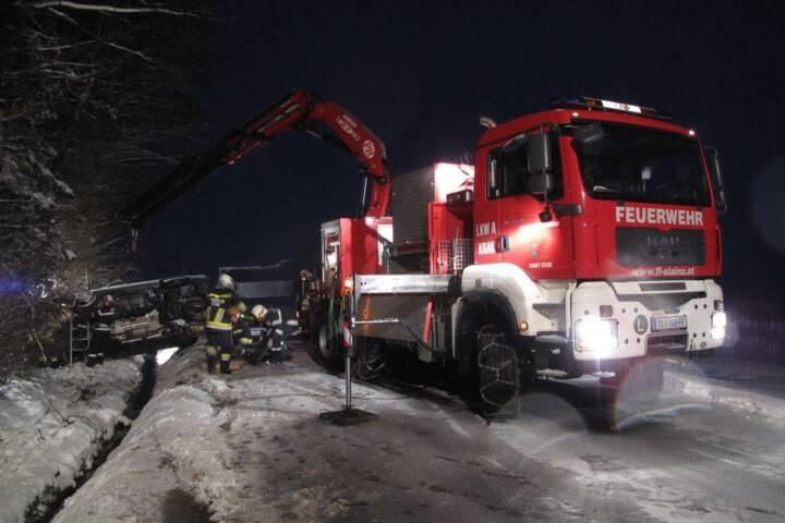 Keine Pause für die Freiwilligen Feuerwehren
