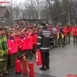 Feuerwehrjugend des Bezirkes besuchte die Landesfeuerwehrschule