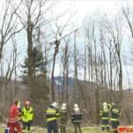 Flugzeugabsturz in Niederöblarn