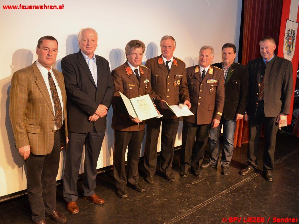 Bereichsfeuerwehrtag 2013