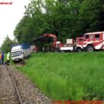 BFVDL: Ausflug ins Grüne - LKW-Bergung 6
