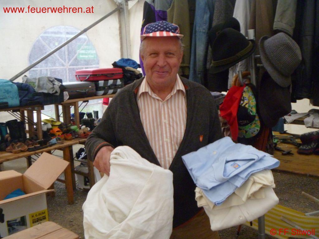 FF Stiwoll: Fetzenmarkt der FF Stiwoll 1