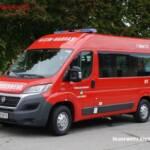 FF St. Georgen i.A.: Verkehrsunfall Wildenhag bei St. Georgen im Attergau 1