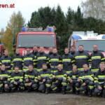 FF Klein-Harras: Ausbildungsprüfung Löscheinsatz in Bronze erfolgreich bestanden 1