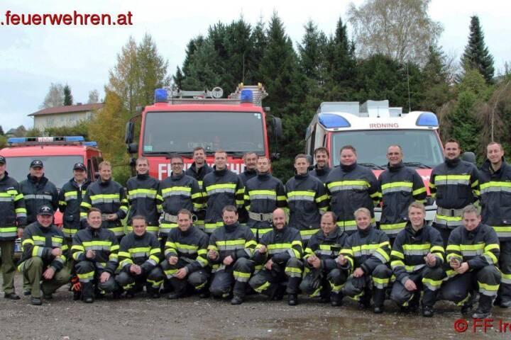FF Irdning: 4 x Bronze bei der Branddienstleistungsprüfung (BDLP) 1