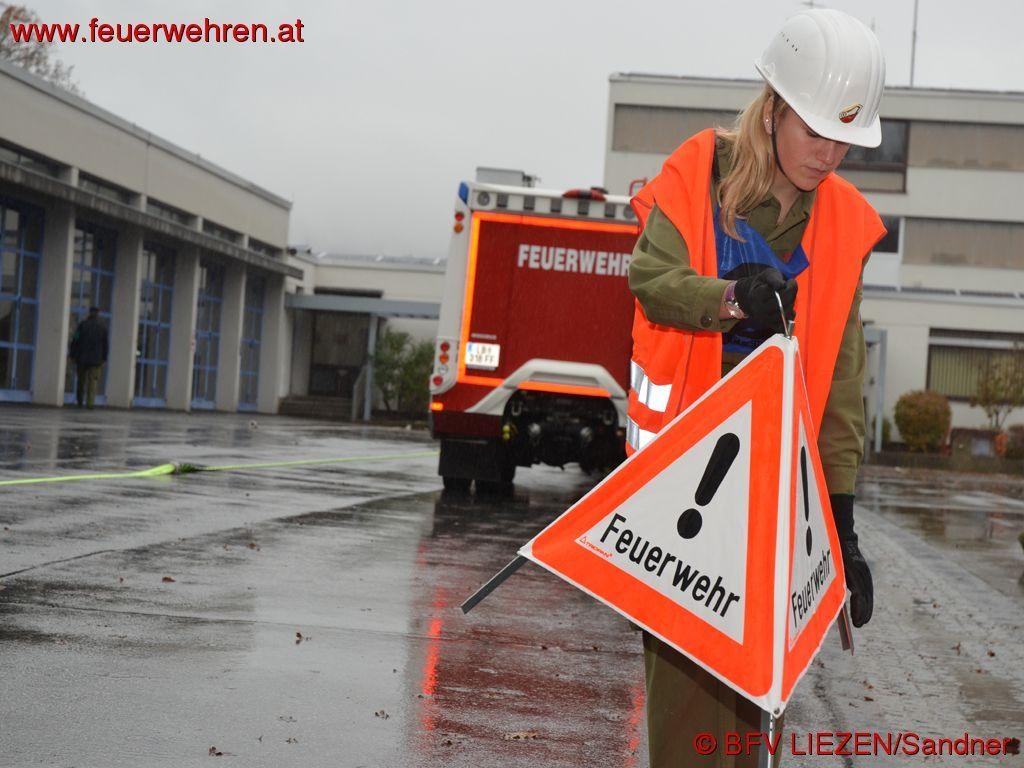 BFV Liezen: Feuerwehrjugendleistungsabzeichen (FJLA) in GOLD 1