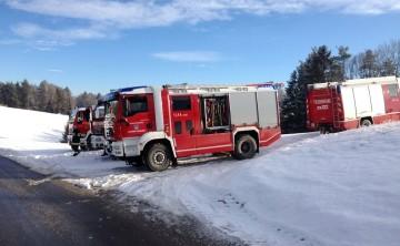 BFVGU A6: Kaminbrand in Gratwein-Strassengel