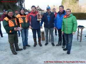BFV Liezen, Paltental: Abschnitts – Eisstockturnier in Trieben