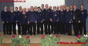 BFKdo. St. Veit/Glan: Jahresbilanz 2014